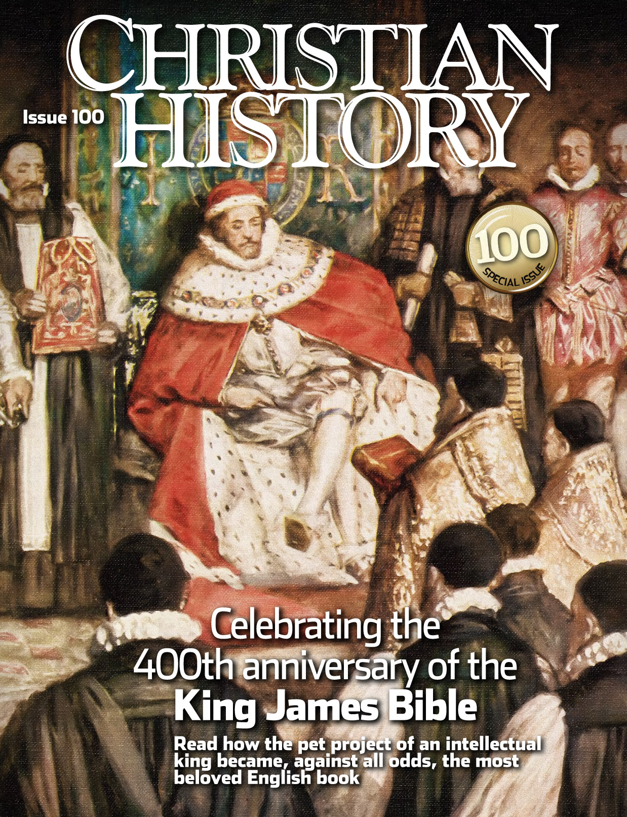 Sneak peek christian history magazine reborn with special for Anniversary magazine