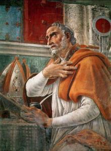 Augustine, desiring.