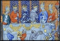 council at sens at which Bernard accused Abelard