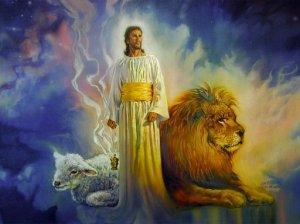Jesus and Aslan