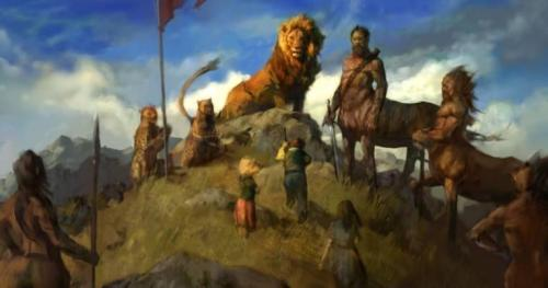Image from http://narnia.wikia.com/wiki/Aslan