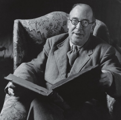 C S Lewis and an Old Book