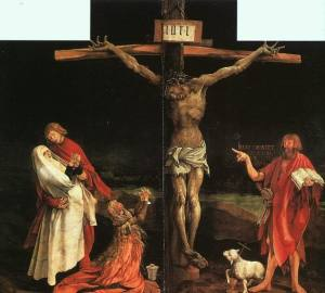 CrucifixionTheIsenheimerAltarpieces